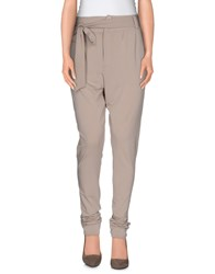 Fairly Trousers Casual Trousers Women Beige