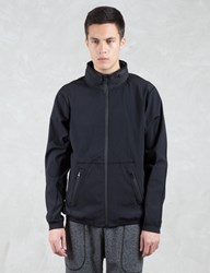 Reigning Champ Stretch Nylon Stow Away Hooded Jacket