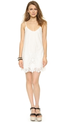 Liv Linda Cami Scoop Dress Ivory