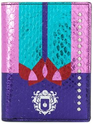 Paula Cademartori Multi Pocket Organiser Exotic Love Multicolour