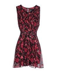 Andy Warhol By Pepe Jeans Dresses Short Dresses Women Fuchsia
