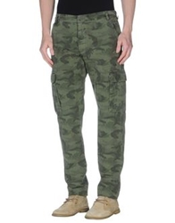 Clark Jeans Casual Pants Military Green
