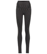 Lndr Resistance Cotton Blend Leggings Grey