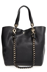 Sole Society Slouchy Tote Black