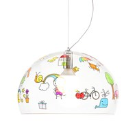 Kartell Children's Fl Y Ceiling Light Sketch Multi