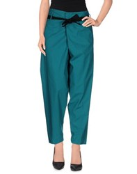 Forte Forte Forte_Forte Trousers Casual Trousers Women Green