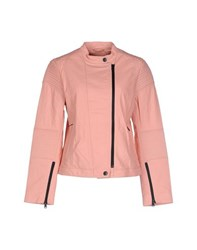 Marc By Marc Jacobs Coats And Jackets Jackets Women Pink