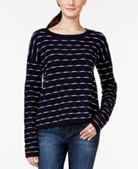 Tommy Hilfiger Gloria Long Sleeve Crew Neck Sweater