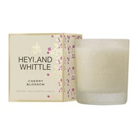 Heyland And Whittle Gold Classic Scented Candle 230G Cherry Blossom