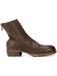 Guidi 796Z Cv09t Horse Leather Brown