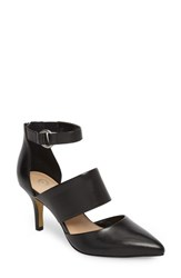 Bella Vita 'S Diana Pump Black Leather