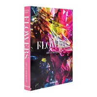 Assouline Flowers Art And Boutiques Book