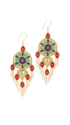 Miguel Ases Jennifer Earrings Multi