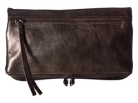 Joe's Jeans Riley Convertible Clutch Pewter Clutch Handbags