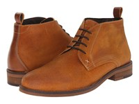 Wolverine Hensel Amber Suede Men's Lace Up Boots Tan