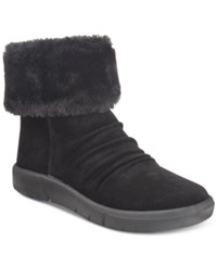 Bare Traps Bette Cold Weather Booties Women's Shoes Black