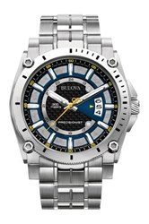 Bulova Men's Precisionist Sport Bracelet Watch Multi