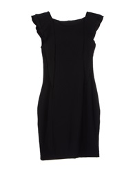Aniye By Short Dresses Black