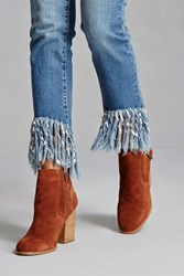 Forever 21 Sbicca Suede Booties