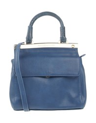 Roccobarocco Handbags Dark Blue