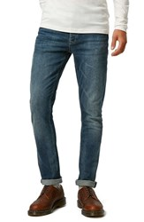 Men's Topman Slim Fit Jeans Dark Blue