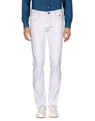 9.2 By Carlo Chionna Casual Pants White