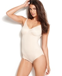 Miraclesuit Extra Firm Control Molded Cup Comfort Leg Body Shaper 2802 Cupid Nude