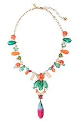 Kate Spade Women's New York Garden Party Statement Necklace Multi