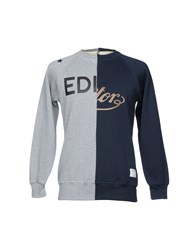 The Editor Sweatshirts Dark Blue