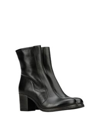 George J. Love Ankle Boots Black