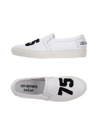 Les Art Ists X Swear Footwear Low Tops And Trainers Women