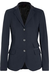 Cavalleria Toscana Satin Crepe Competition Jacket Navy