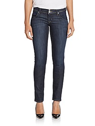 Hudson Collin Skinny Jeans Columbia Blue
