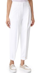 Dkny Ankle Cuff Pants Chalk