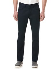 Perry Ellis Slim Fit Pants Dark Sapphire