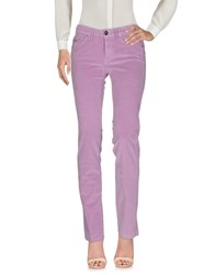 Dek'her Casual Pants Light Purple