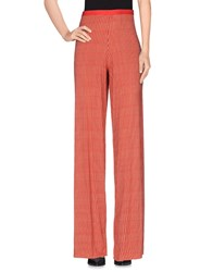 Siyu Trousers Casual Trousers Women Red