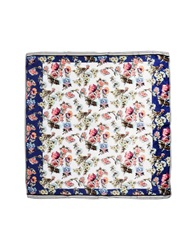 I'm Isola Marras Square Scarves Blue