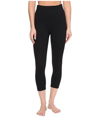 Lorna Jane Sammie 7 8 Support Tights Black Women's Casual Pants