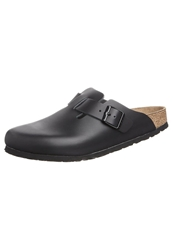 Birkenstock Boston Slippers Black