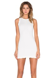 For Love And Lemons Exclusive Rosarito Dress Ivory
