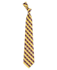 Eagles Wings Washington Redskins Checked Tie Team Color