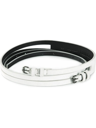 Haider Ackermann Double Buckle Belt