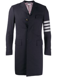 Thom Browne Chesterfield Overcoat 60