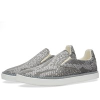 Maison Martin Margiela Maison Margiela 22 Reflect Print Slip On Sneaker Grey