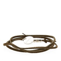 Maple Misery Whip Bracelet Brown