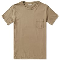Nonnative Dweller Pocket Tee Neutrals