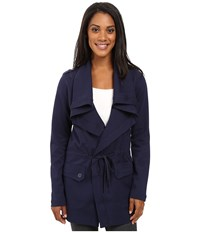 Lole Barbara Jacket Amalfi Blue Women's Coat