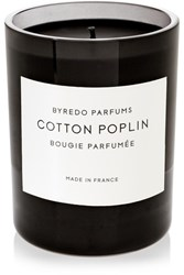 Byredo Cotton Poplin Scented Candle Colorless