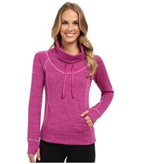 Kuhl L A Pullover Orchid Women's Long Sleeve Pullover Purple